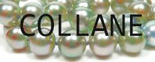 Collane di perle di coltura di Tahiti