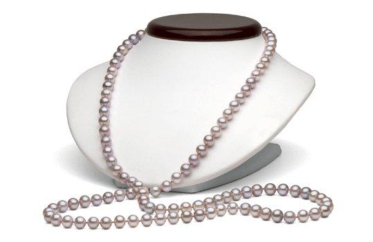 Sautoir di perle d'acqua dolce DOLCEHADAMA