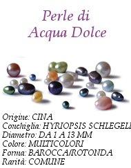 Info perle Acqua dolce