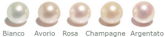 Orienti delle perle Akoya
