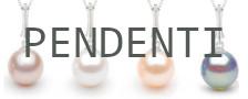 Pendenti in argento e oro con perle di coltura Dolcehadama, le più belle perle di acqua dolce