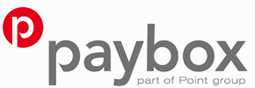 nouveau logo de Paybox part of Point Group