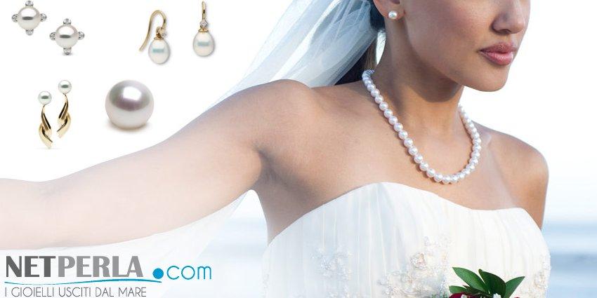 Gioielli per matrimonio e cerimonie