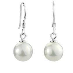 Orecchini in argento 925 e perle di Acqua Dolce DOLCEHADAMA