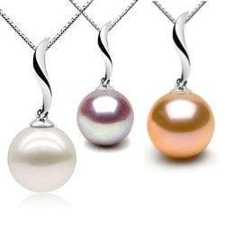 Pendente in Argento e perla coltivata d'acqua dolce DOLCEHADAMA