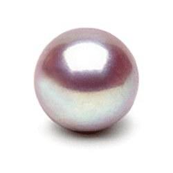 Perla di coltura di Acqua dolce Lavanda 8-9 mm qualità Dolcehadama